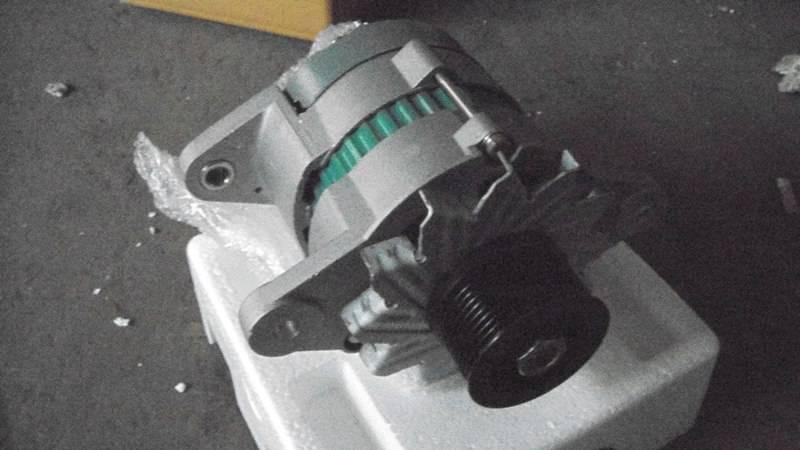 KOMATSU ENGINE GENERATOR 600-861-6110-Komatsu parts|Cumminus parts
